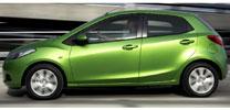 Den Mazda2 gibt es im Oktober ab 11 950 Euro