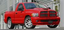 Dodge RAM SRT-10 oder der schnellste Pickup der Welt