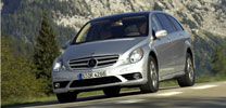 Fahrbericht Mercedes-Benz R 350 4Matic
