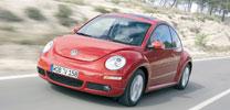Gebrauchtwagentipp: VW New Beetle