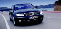 Gelifteter VW Phaeton verlässt Werk