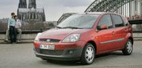 Komfort-Pakete für Ford Fiesta Fun X nun billiger