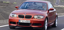 Kompaktes BMW-Coupé auf der IAA
