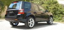 Loder spendiert dem Land Rover Freelander Extra-PS