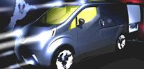 Nissan-Studie: Laderaum nach dem Teleskop-Prinzip