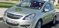 Opel setzt auf emissionsarme Ecoflex-Modelle