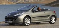 Peugeot 207CC erhält fünf Sterne