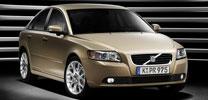 Volvo S40/V50: Frisch gebügelt ins neue Modelljahr