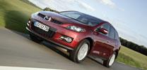 Vorstellung Mazda CX-7: Mischung aus zwei Welten