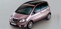 Überarbeiteter Lancia Musa: Größerer Laderaum macht den Kompakt-Van attraktiver