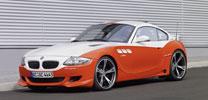 AC Schnitzer BMW Z4 M Coupé: Unikat mit 350 PS