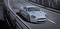 Aston Martin DBS auf der IAA
