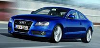 Audi A5 mit zwei weiteren Motoren