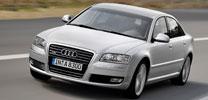 Audi A8-Überarbeitung: Feinschliff