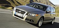 Ethanol-Motoren für Volvo V70 und S80