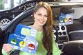 Feinstaubplakette für Gebrauchtwagen auf den ersten Blick