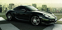 Porsche Cayman S als Design-Edition