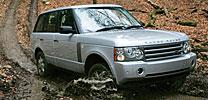 Range Rover gewinnt Test