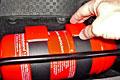 Service: Feuerlöscher im Auto