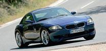 Videoshort - BMW Z4 M Coupé