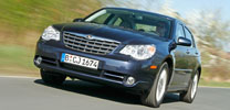 Vorstellung Chrysler Sebring Limited 2.0 CRD: Multikulti