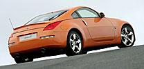 Vorstellung Nissan 350 Z: Kaum Kompromisse