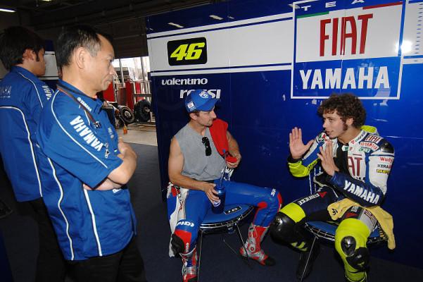 Frust bei Valentino Rossi: Desaströser Start ins Wochenende