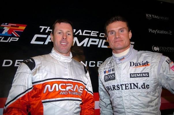 +++News+++ Coulthard mit McRaes Helm in Fuji: Ein Zeichen des Respekts der Formel 1