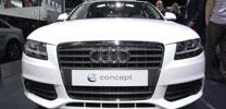 Audi A4 e Concept kommt mit 4,9 Litern Diesel aus