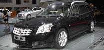 BLS Wagon: Der erste Kombi von Cadillac