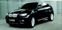 BMW zeigt SUV-Coupé X6