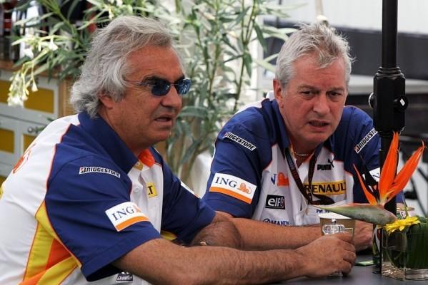 Briatore spricht: Augen auf 2008 - die Fahrer sind noch nicht bekannt