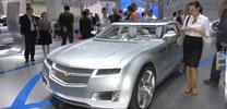 Chevrolet Volt: Mit Batterie bis zu 80 Kilometer weit