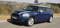 Fahrbericht Mini Cooper Clubman: Schneller einkaufen - jetzt sogar mit ESP
