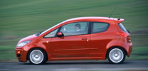 Fahrbericht Mitsubishi Colt CZT - Wieselflink und alltagstauglich