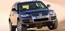 Fahrbericht Volkswagen Touareg V8 FSI: Konservativ