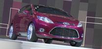 Ford gibt mit dem Verve Ausblick auf einen neuen Kleinwagen