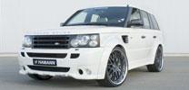 Hamann Range Rover Sport - Ein Schiff wird kommen…