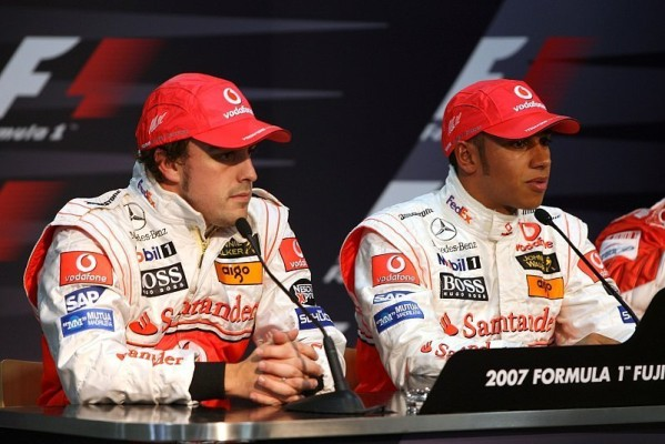 Hamiltons nächster Verbalangriff: Er hätte Alonso lieber bei Ferrari