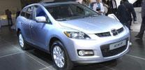 IAA - Mazda CX-7: Sportlichkeit mit SUV-Merkmalen