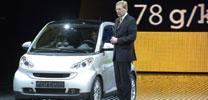 IAA: Smart senkt CO2-Austoß auf 78 Gramm pro Kilometer