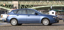 IAA: Subaru mit Impreza und erstem Boxer-Diesel der Welt