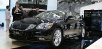 Lexus GS 460 mit neuem Achtzylinder und Achtstufen-Automatik