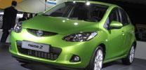 Mazda 2 ist 650 Euro günstiger als der Vorgänger