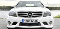 Mercedes-Benz C-Klasse (2): Mehr Musik