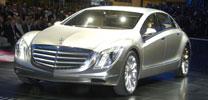 Mercedes-Benz stellt Forschungsfahrzeug F 700 vor