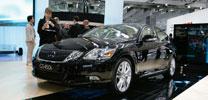 Modellpflege für den Lexus GS