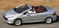 Peugeot 307 CC mit den geringsten Mängeln