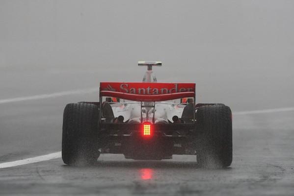Qualifying: Hamilton besiegt den Regen