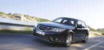 Saab-Sondermodell Turbo X: Black Power